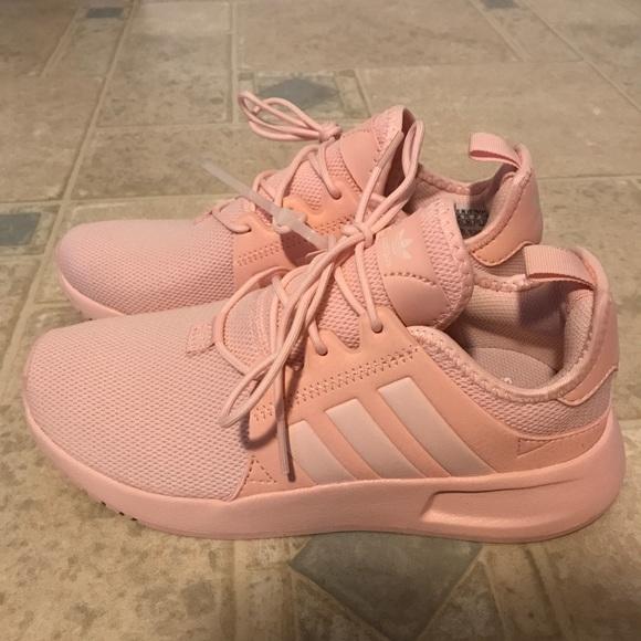 af45ad4f199fc3 Adidas Original X PLR Icy Pink Running Shoes